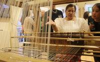 El índice de producción industrial del textil se desploma un 2,2 % en octubre