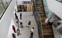 Квартальные результаты Asos оказались ниже прогнозов аналитиков