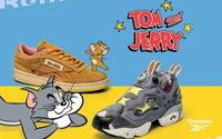 Reebok und Warner Bros. kooperieren für Tom & Jerry-Kollektion