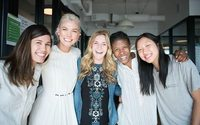 Carolina Herrera teams up with 'Good Girl' Karlie Kloss to support education for young women