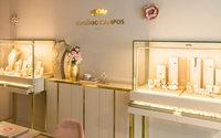 Eugénio Campos Jewels inaugura a sua primeira flagship