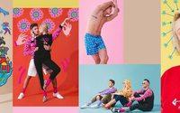 St. Friday Socks выпустили свою первую коллекцию нижнего белья и одежды для дома