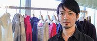 島精機オリジナルブランド 江角泰俊をデザイナーに起用し刷新