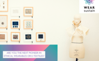 Projeto Wear Sustain reúne designers e indústria têxtil