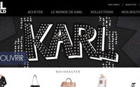 ​Karl Lagerfeld : DigitasLBI pour animer la campagne Karl Pop