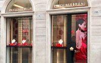 Pasquale Bruni: nuova boutique in via del Babuino a Roma, il retail cresce del 45%