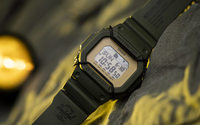 Herschel Supply taps Casio for first-ever watch drop