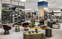 Saks Fifth Avenue opens new men's footwear area