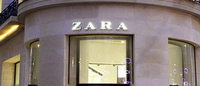 Zara owner Inditex posts strong sales, to slow stores openings