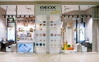 Geox opens first standalone kids' store