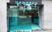 Hawkers inaugura su nueva tienda física en Barcelona