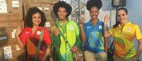 里约奥运官方制服发布 中国体育品牌登上奥运中心舞台