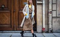 Alexandra Golovanoff fait sa semaine de la mode chez H&M