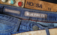 Blue Fire und Noosa ziehen sich an