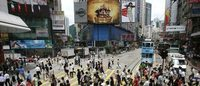 Hong Kong retail sales fall for fourth month as tourism slows