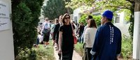 """Caroline de Monaco à Hyères : """"Je suis contre les diktats dans la mode"""""""