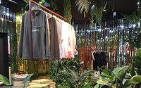 Napapijri's Shoreditch pop-up becomes permanent store
