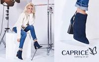 Caprice launcht große Werbekampagne in Polen