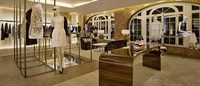 Fendi unveils London flagship