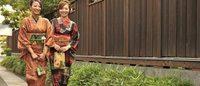 Vivid Meisen, in mostra a Roma la sfavillante moda del kimono moderno