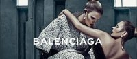 Balenciaga F/W 2015 campaign features Kate Moss and Lara Stone