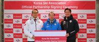 Kappa sponsorizza la Federazione coreana sport invernali
