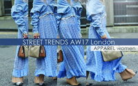 Trendzoom: Street Women London Fashion Week A/W 17