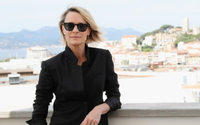 Kering Talks in Cannes: Robin Wright says Trump stealing House of Cards best lines