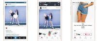 Flayr permet d'acheter les produits vus sur Instagram