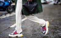 A febre do calçado desportivo