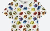 """Uniqlo célèbre les personnages de """"Sesame Street"""" avec une ligne de T-shirts"""