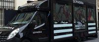 Le Beauty truck de Sephora s'installe ce mois de septembre sur les campus universitaires