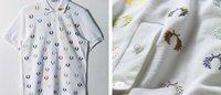 フレッドペリーがポロシャツで著名人60組とコラボ 銀座で展覧会も
