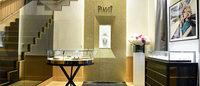 Piaget apre la sua prima boutique in Italia