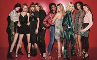 Topshop casts new faces in this year's holiday campaign