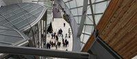 Les visiteurs se pressent pour découvrir la fondation Vuitton