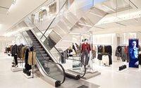 Zara mise sur l'innovation pour sa nouvelle boutique du boulevard Haussmann