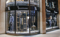 Billionaire sets up shop on Paris' Rue Saint-Honoré as first step of full French offensive