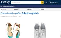Schuhe24 kooperiert mit Check24