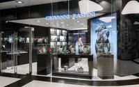 Giovanni Raspini открыл первый монобрендовый бутик в Москве