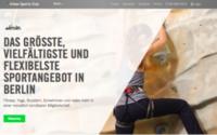 Urban Sports Club erhält weiteres Investment von Holtzbrinck Ventures