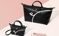 Longchamp снова объединился с китайским блогером