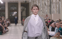 Louis Vuitton – cyclists and surfers chic in the Palais Royal
