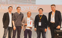 Aigner gewinnt Meet Magento Award