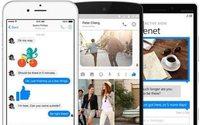 Facebook añade funciones analíticas a su servicio de mensajería