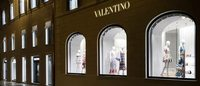 Valentino opens its largest store in the world in Rome