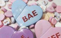 Kim Kardashian's 'Kimoji Heart' Valentine's Day fragrance collection sells out in five days