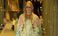 Gucci desfilará por primera vez en una galería del Palacio Pitti de Florencia