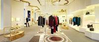 Versace: nuova boutique a Dusseldorf con un nuovo concept