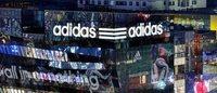Adidas schraubt nach überraschend gutem Quartal Prognose herauf
